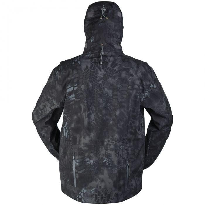 Mil-Tec Hardshell Breathable Jacket Mandra Night