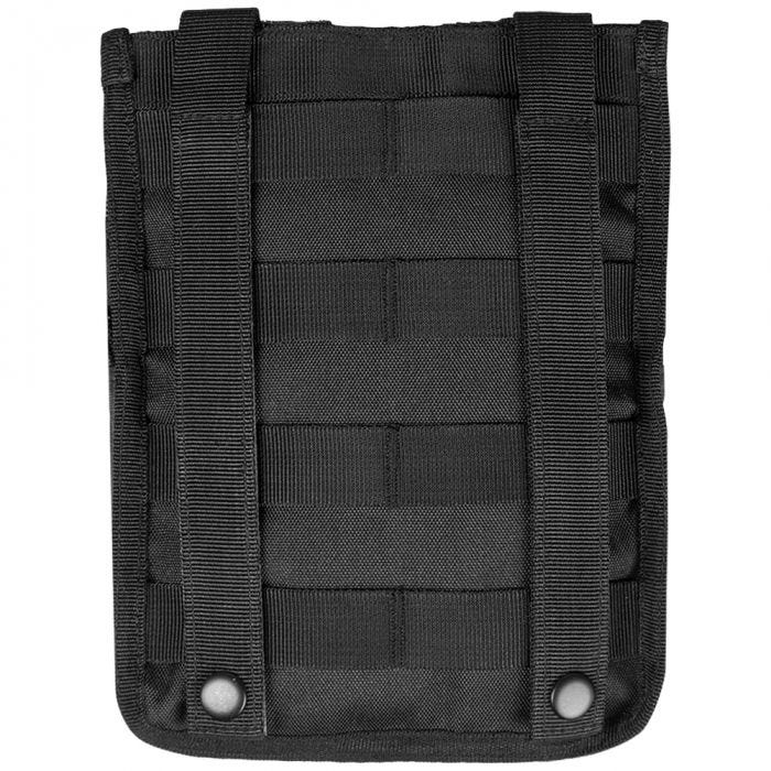 Mil-Tec Laser Cut Belt Pouch Large Black