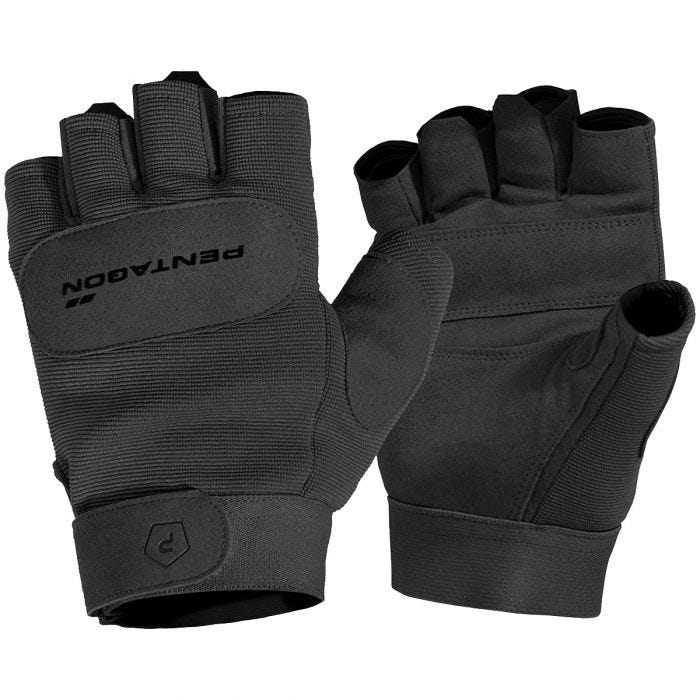 Pentagon 1/2 Duty Mechanic Gloves Black