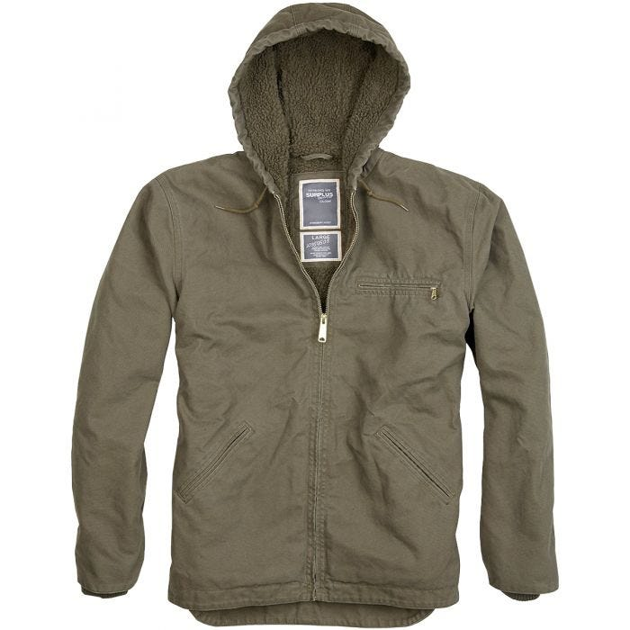 Surplus Stonesbury Jacket Olive