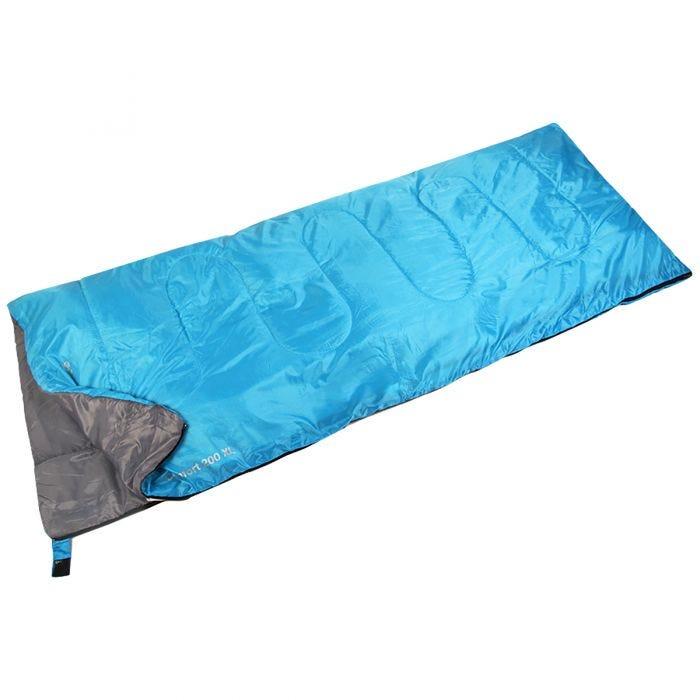 Yellowstone Comfort 200 XL Sleeping Bag Blue