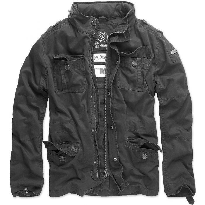 Brandit Britannia Jacket Black