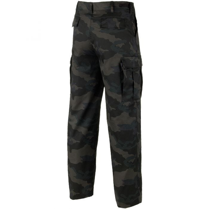 Brandit US Ranger Trousers Dark Camo