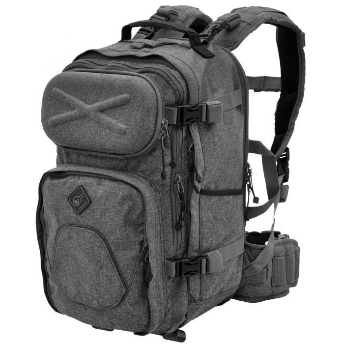 Civilian Grayman Patrol Pack Thermo Cap Day Pack Grey