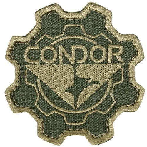 Condor Gear Patch Tan