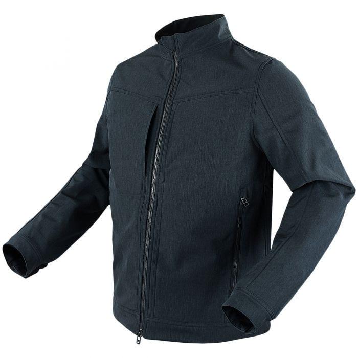 Condor Intrepid Softshell Jacket Heather Slate