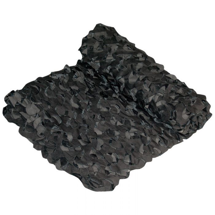 Camosystems Netting Crazy Camo 6x2.4m Black/Dark Grey