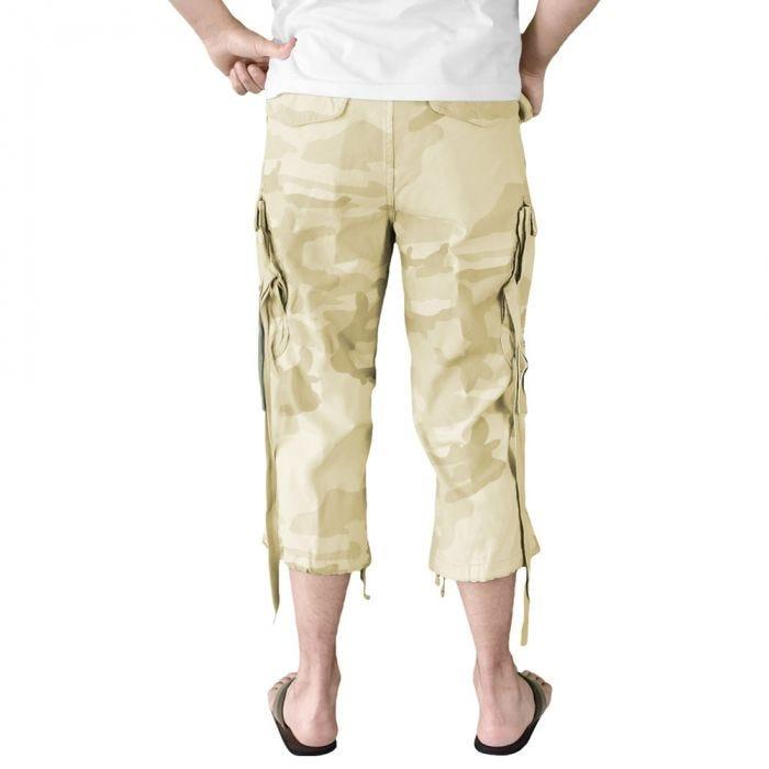 Surplus Engineer Vintage 3/4 Shorts Desert Storm