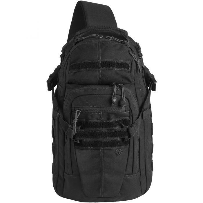 First Tactical Crosshatch Sling Pack Black