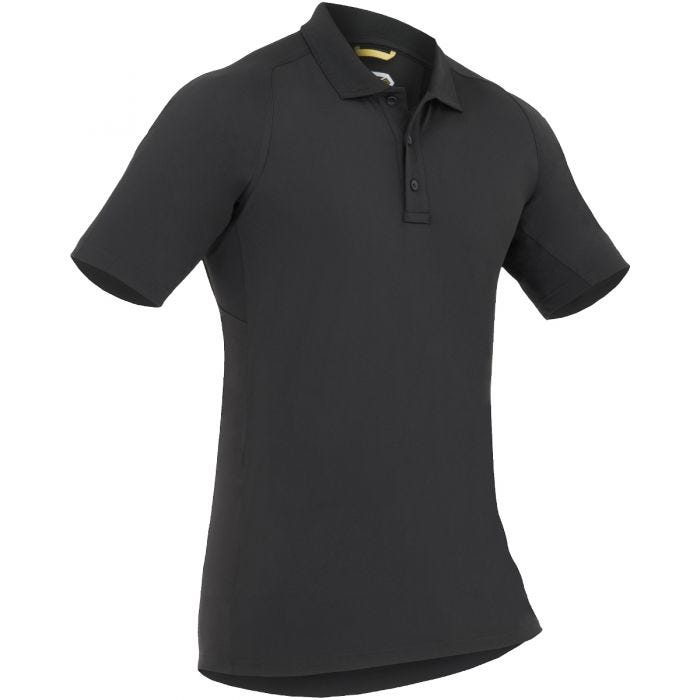 First Tactical Men's Performance Short Sleeve Polo Black