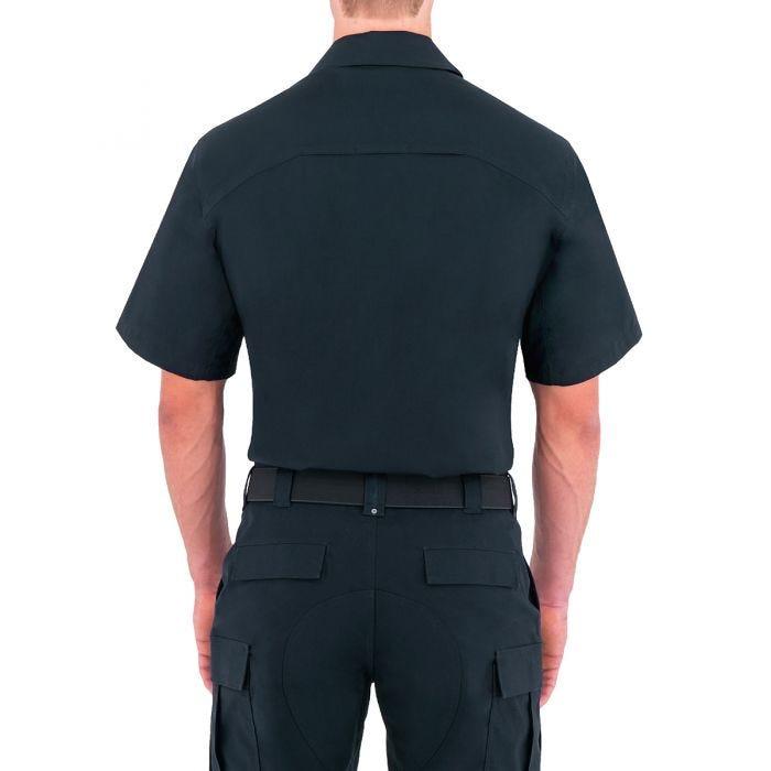 First Tactical Men's Tactix Short Sleeve BDU Shirt Midnight Navy