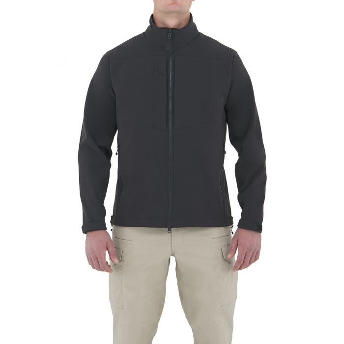 First Tactical Men's Tactix Softshell Jacket Black