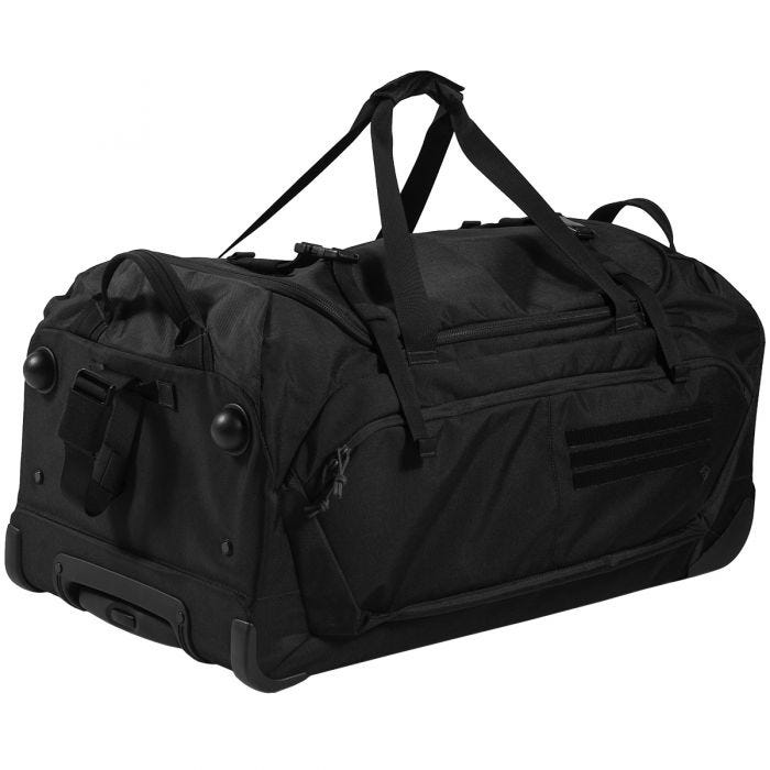 First Tactical Specialist Rolling Duffle Black