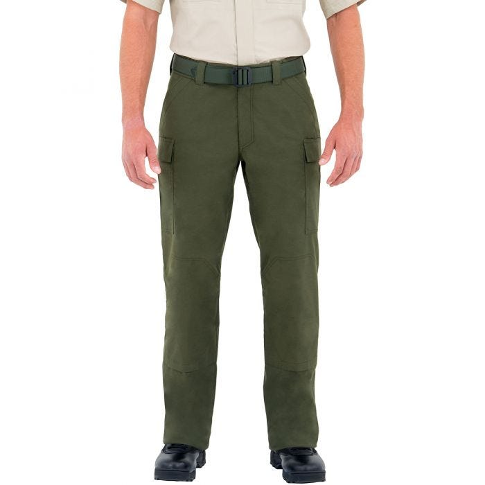 First Tactical Men's Tactix BDU Pants OD Green