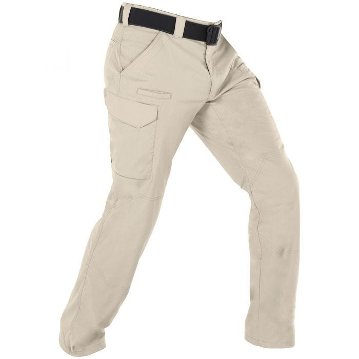 First Tactical Men's Velocity Tactical Pants Khaki