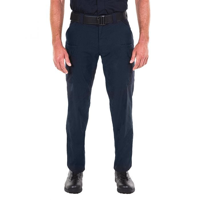 First Tactical Men's Velocity Tactical Pants Midnight Navy