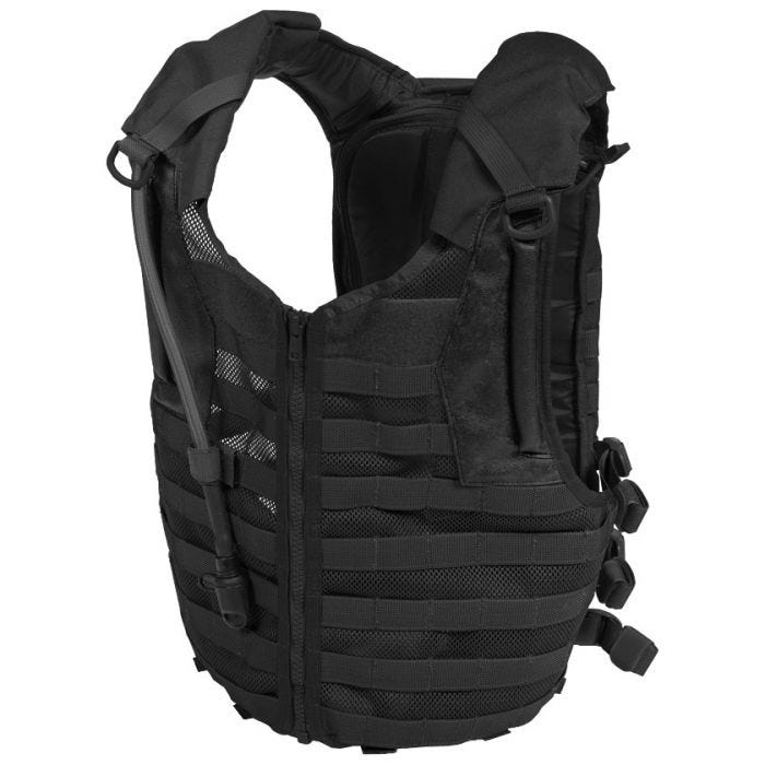 Flyye Delta Tactical Vest Black