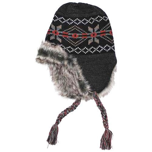 Fox Outdoor Peru Puno Hat Black/Grey