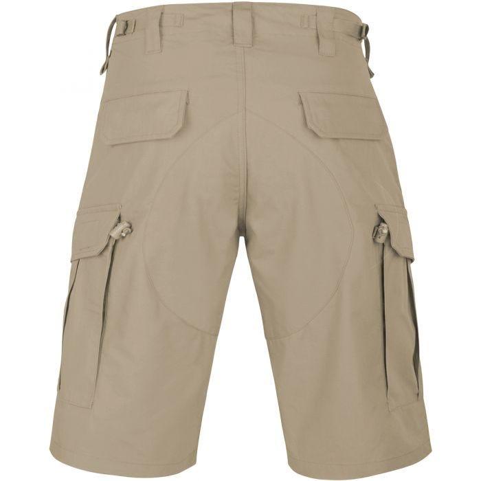 Helikon CPU Shorts Cotton Khaki
