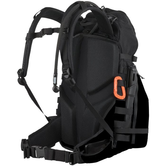 Helikon Elevation Backpack Black