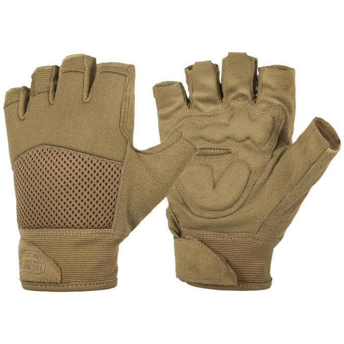 Helikon Half Finger Mk2 Gloves Coyote
