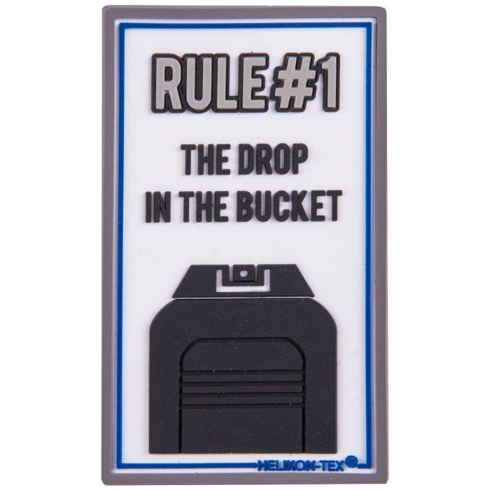 Helikon Rule#1 Patch White