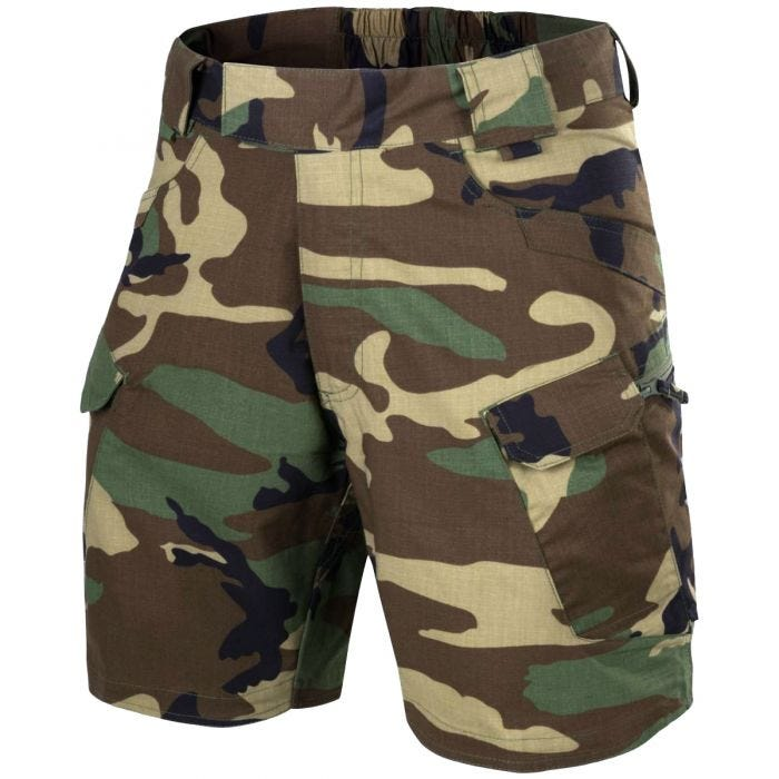 """Helikon Urban Tactical Shorts 8.5"""" US Woodland"""