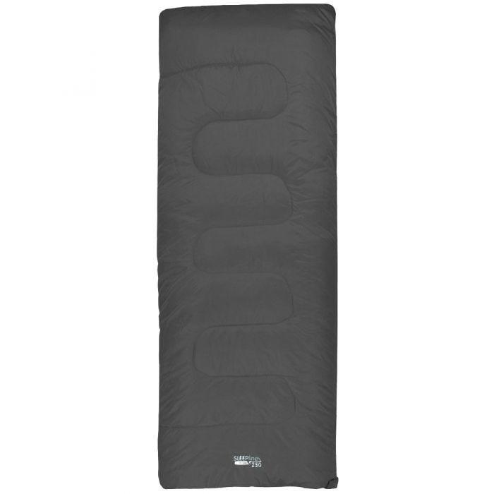 Highlander Sleepline 250 Sleeping Bag Charcoal