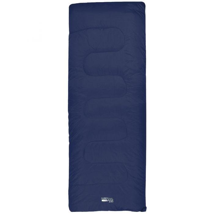 Highlander Sleepline 250 Sleeping Bag Floral Blue
