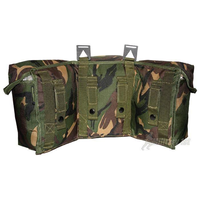 Highlander Triple Utility Pouch PLCE DPM