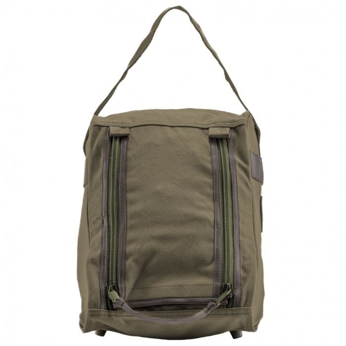 Jack Pyke Canvas Walking Boot Bag Green