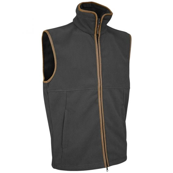 Jack Pyke Countryman Fleece Gilet Charcoal