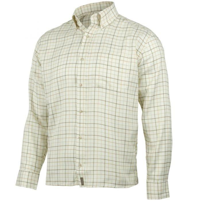 Jack Pyke Countryman Check Shirt Brown