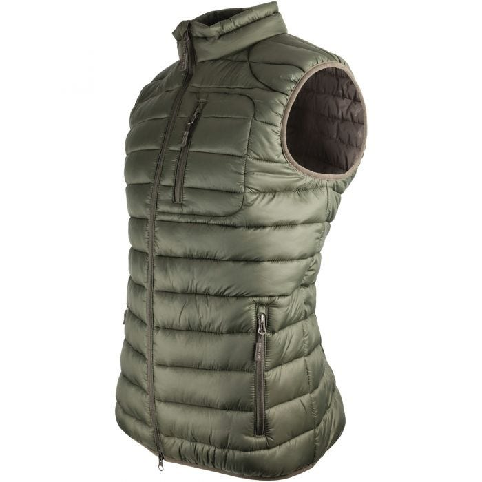 Jack Pyke Weardale Quilted Gilet Green