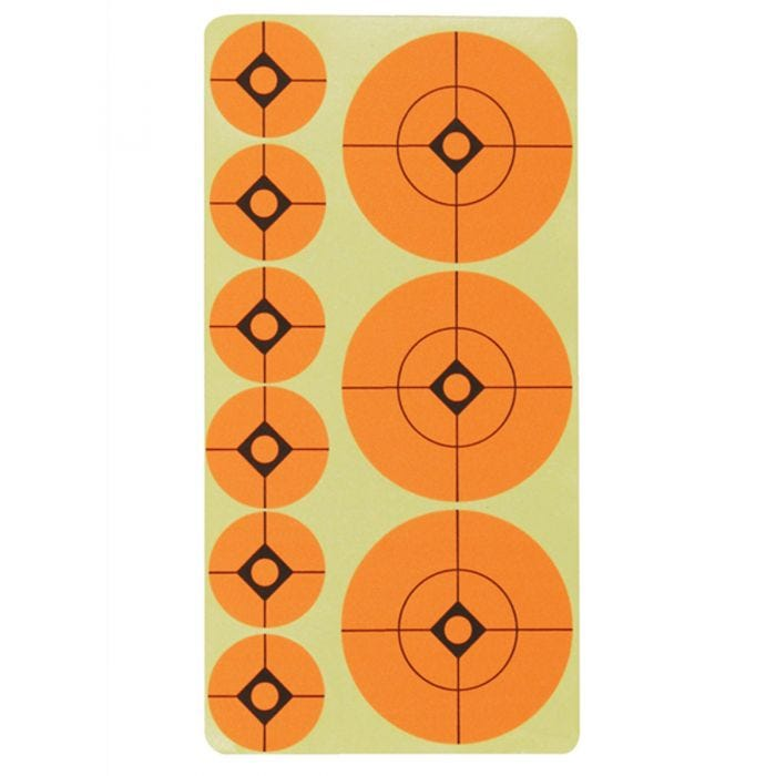 """Jack Pyke Targets Stickers 1"""" and 2"""""""