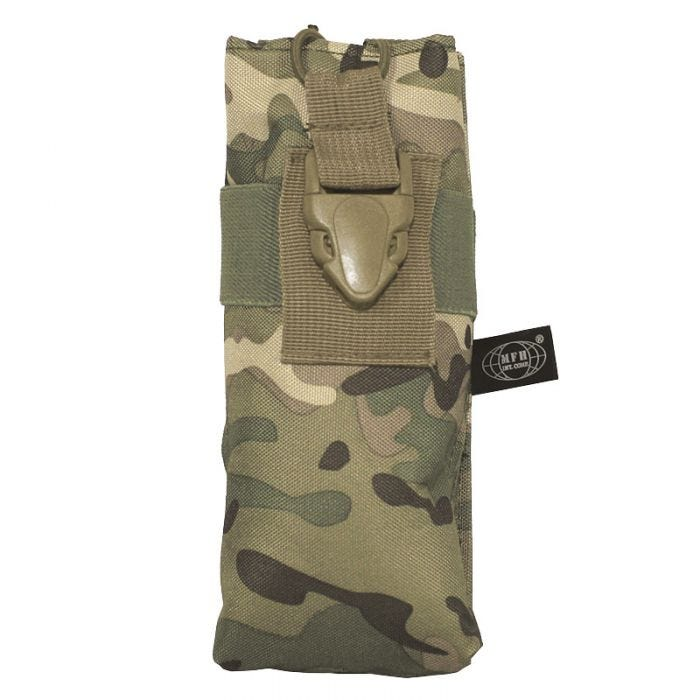 MFH Radio Pouch MOLLE Operation Camo