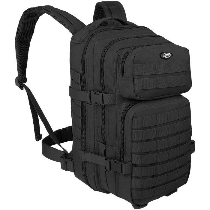 MFH Backpack Assault I Black