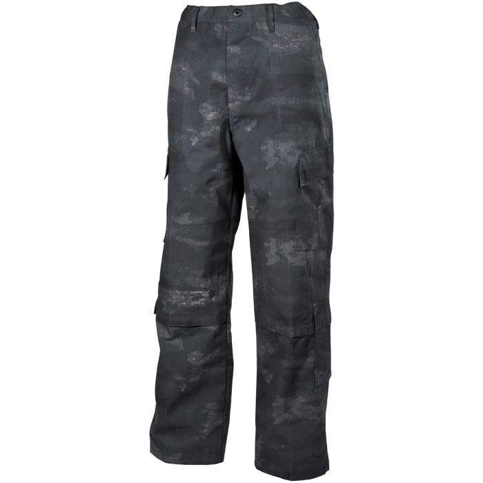 MFH ACU Combat Trousers Ripstop HDT Camo LE
