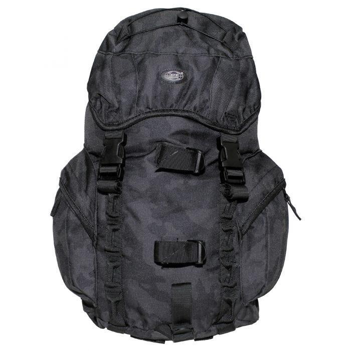 MFH Recon I Backpack 15L Night Camo