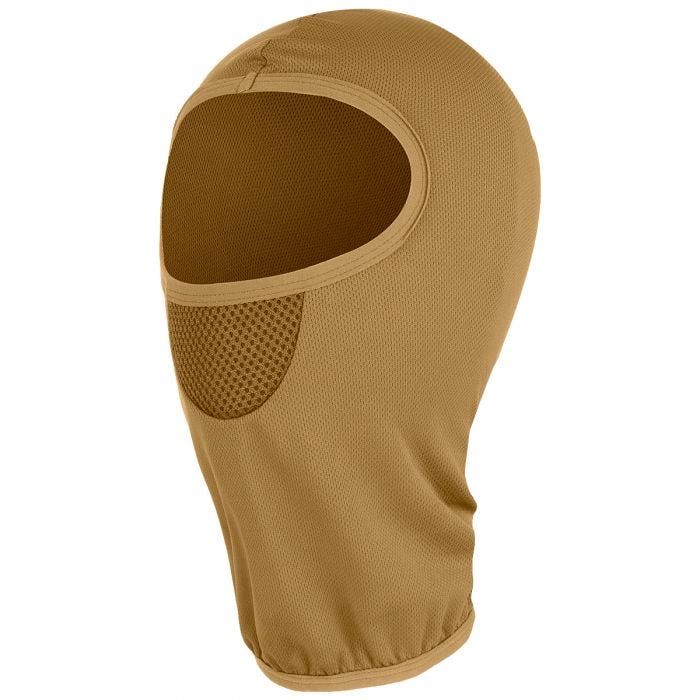 MFH Tactical 1 Hole Balaclava Coyote Tan