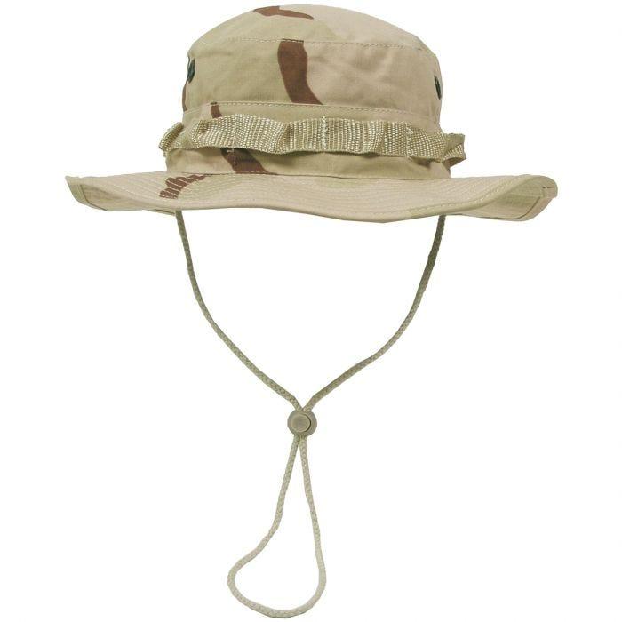 GI Ripstop Bush Hat 3-Desert