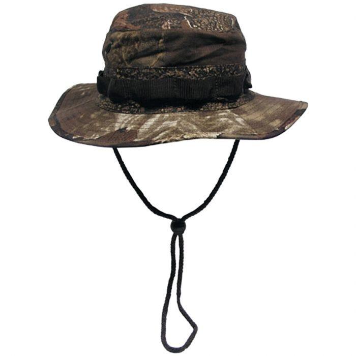 MFH GI Ripstop Bush Hat Hunter Brown