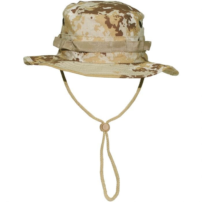 GI Ripstop Bush Hat Vegetato Desert