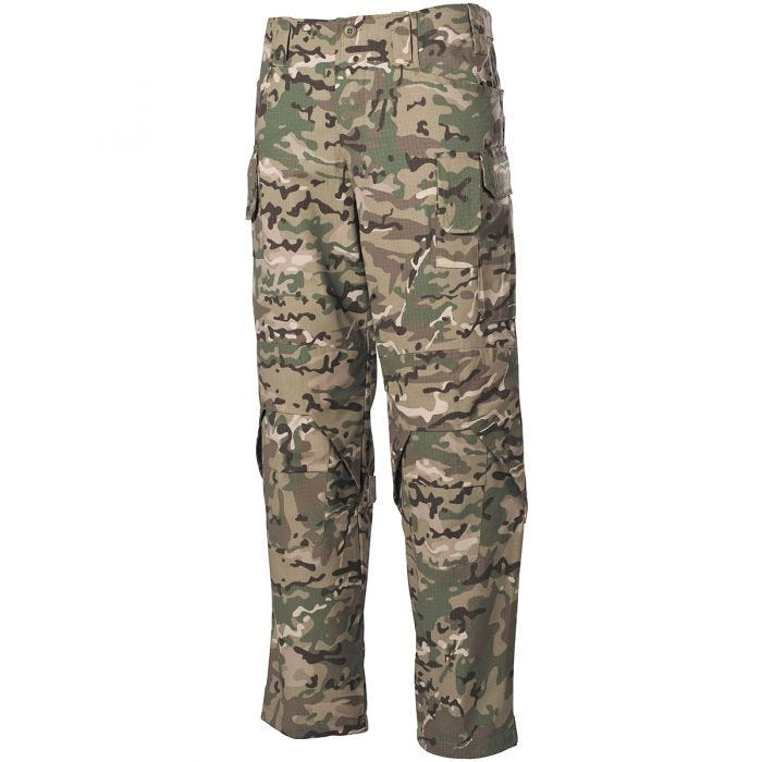 MFH Mission Combat Trousers Ripstop Operation Camo