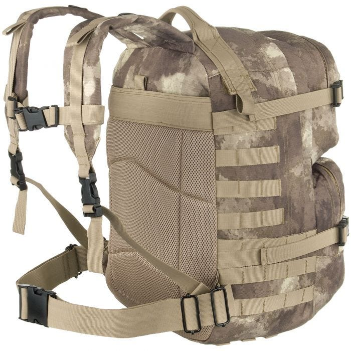 MFH Backpack Assault II HDT Camo AU