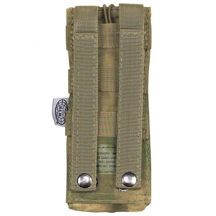 MFH PRC 148 MBITR Radio Pouch MOLLE HDT Camo FG