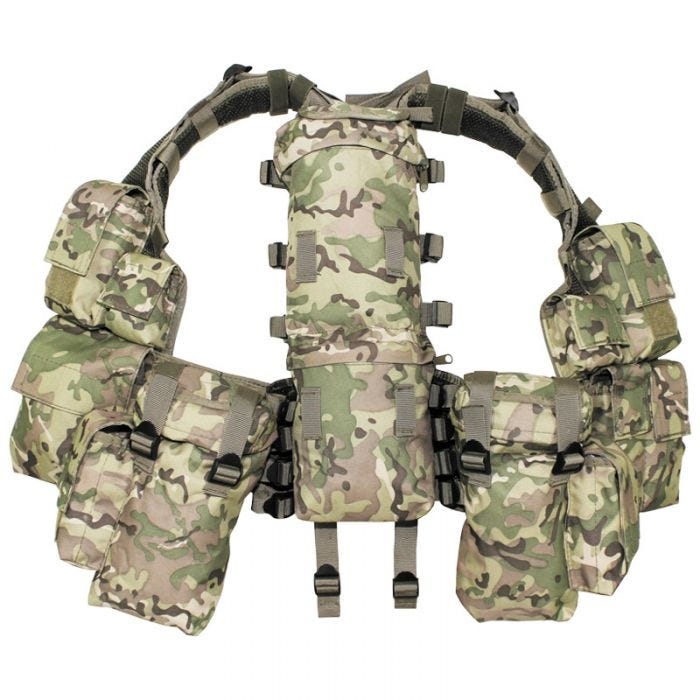 MFH South African Assault Vest Operation Camo