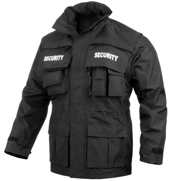 ff84404f4 MFH Security Jacket Black