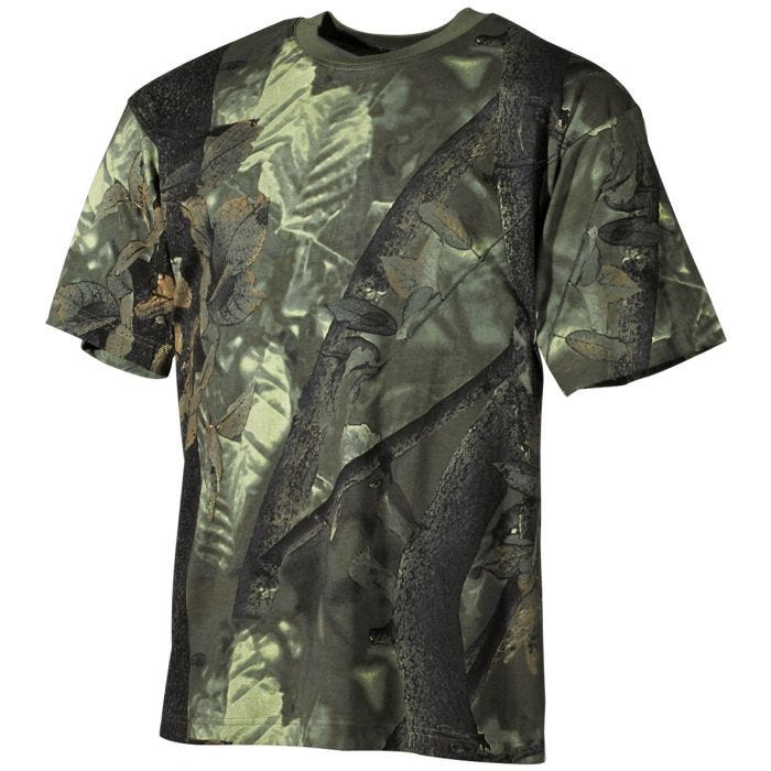 MFH Hunter T-shirt Hunter Green