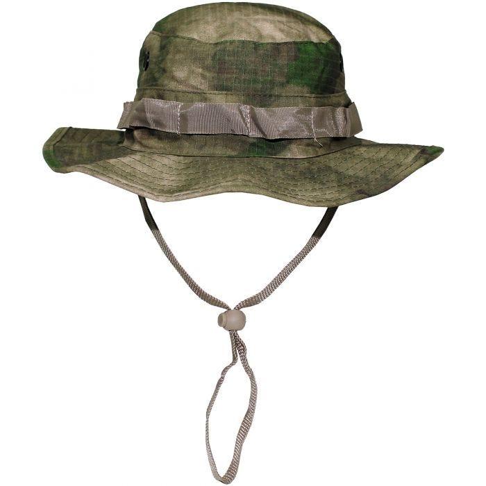 MFH GI Ripstop Bush Hat HDT Camo FG